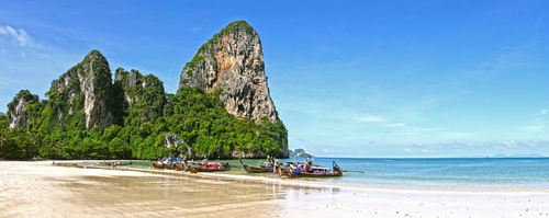 The Beach – Thailand